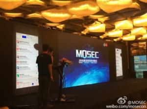 MOSEC 2016-2