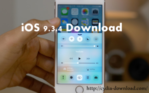 iOS 9.3.4 downlaod