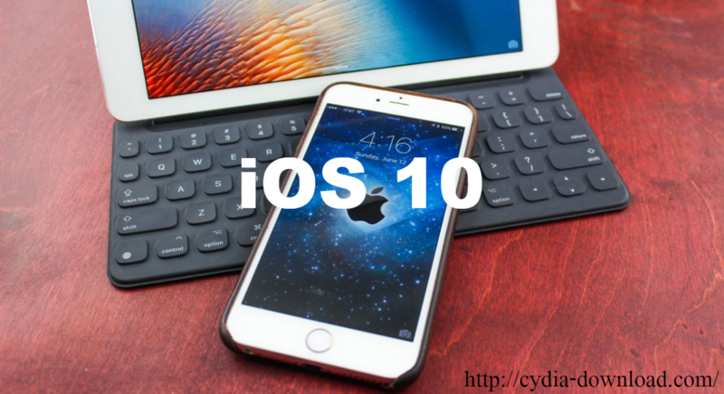iOS 10 Cydia download