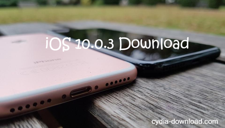 ios 10.0.3 download