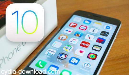 iOS 10 Cydia installer