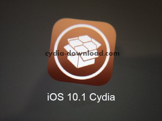 iOS 10.1. Cydia download by @ijapija00