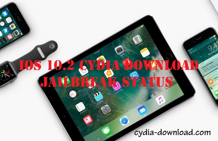 iOS 10.2 Cydia download status
