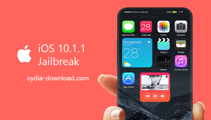 todeco iOS 10.1.1 Cydia download