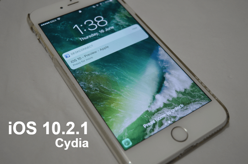 download cydia iOS 10.2.1