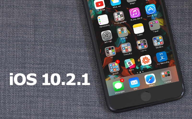 iOS 10.2.1 download
