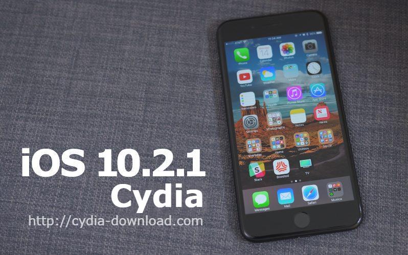 iOS 10.2.1 Cydia install