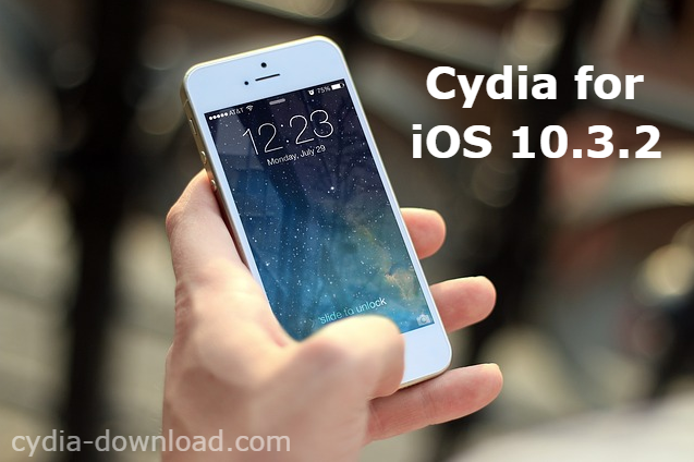 cydia for iOS 10.3.2