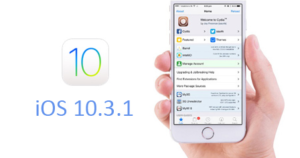 iOS 10.3.1 Jailbreak and Cydia 10.3 Download