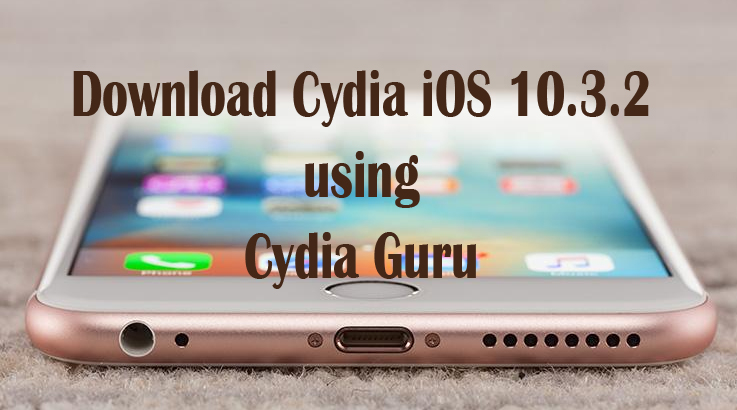 Download Cydia iOS 10.3.2