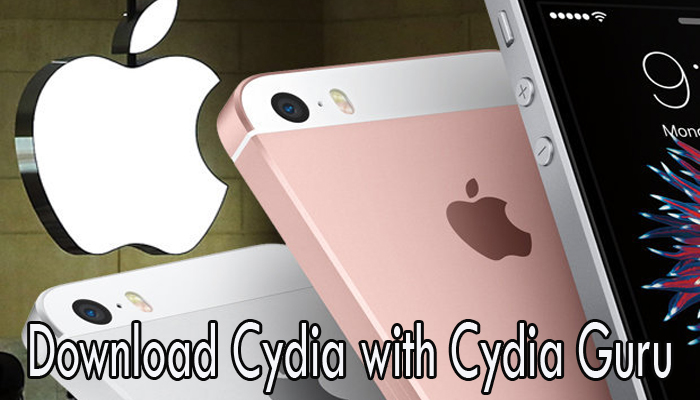 Download Cydia with Cydia Guru