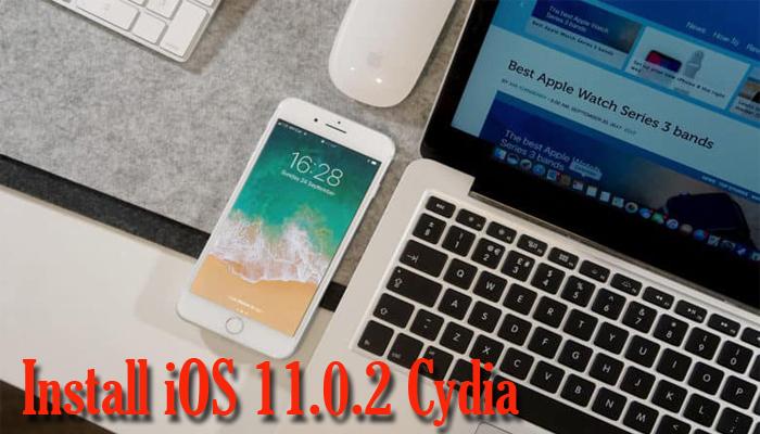 Install iOS 11.0.2 Cydia
