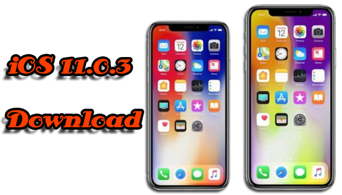 iOS 11.0.3 Download