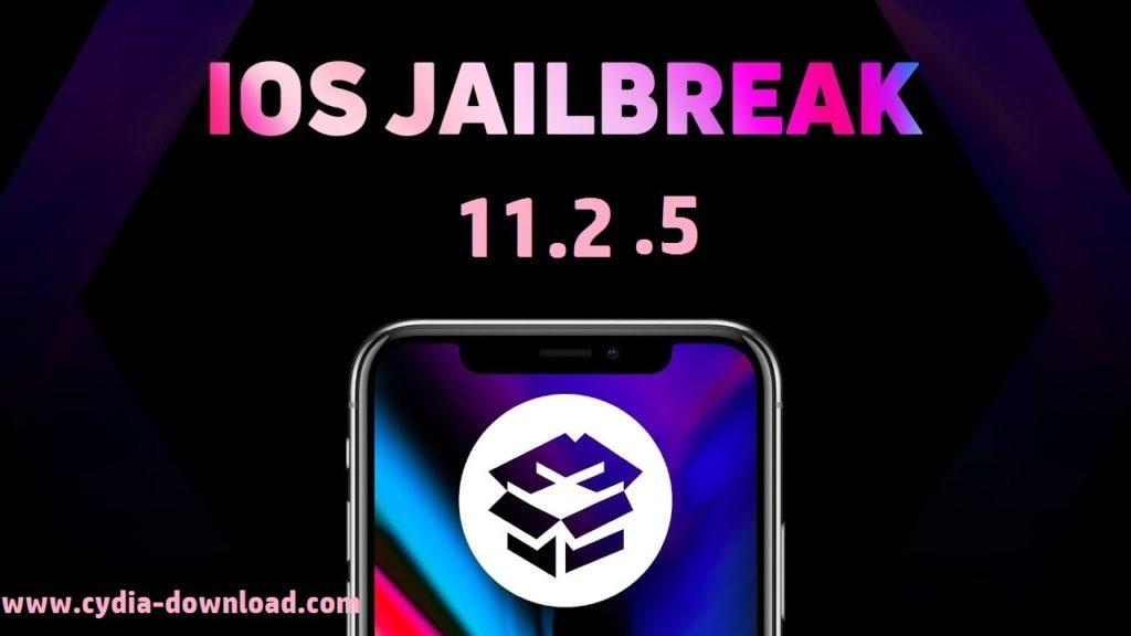 ios 11.2.5 jailbreak