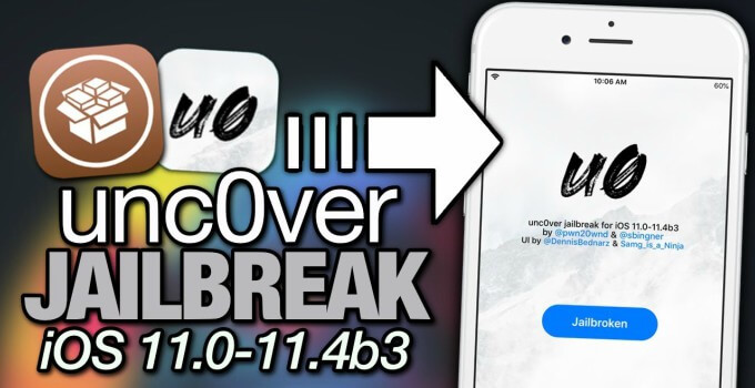 Things you should know about Unc0ver jailbreak - Cydia