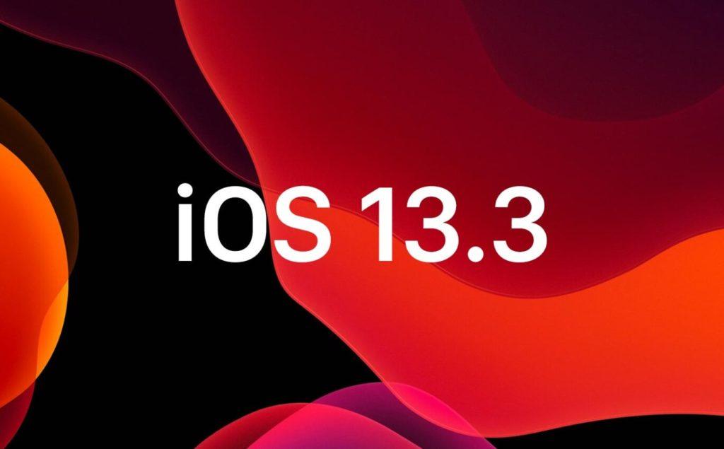 ios 13.3 jailbreak
